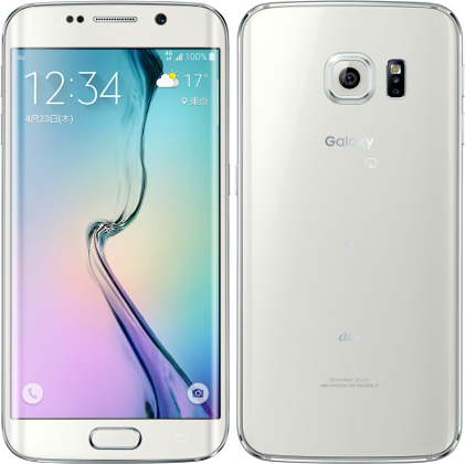 Samsung Galaxy S6 Edge SCV-31 G925J AU KDDI Japan Unlock