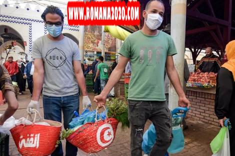 أخبار العالم: مخاوف من ارتفاع العدوى ترافق تخفيف الحجر في تونس tunisie والجزائر algerie