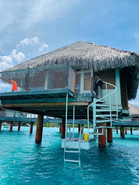 Review Le Meridien Bora Bora Overwater Bungalow