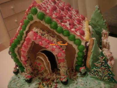 Medena kućica / Gingerbread house