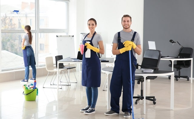 how to hire commercial cleaning company professional cleaners