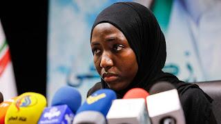 Putri Ulama Syiah Zakzaky Tuntut Pembebasan