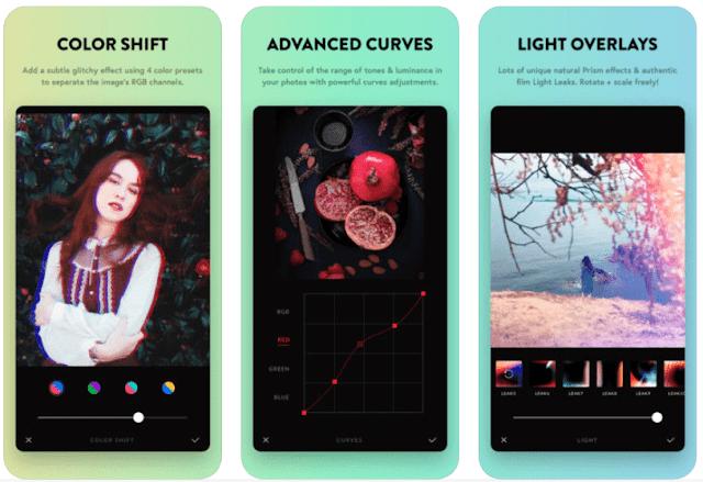 تطبيقات اضافة تأثيرات للصور