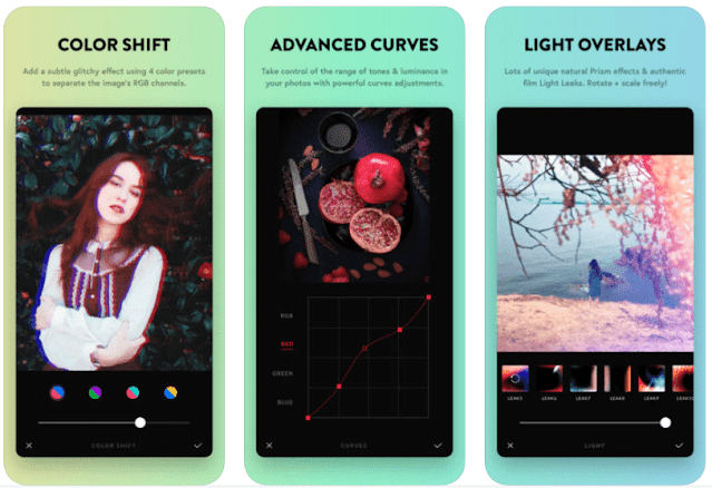 تطبيقات اضافة تأثيرات للصور على الهاتف