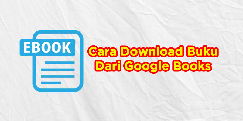cara download google books