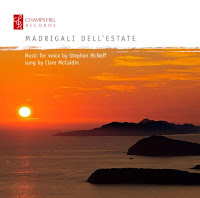 CHRCD053 - Madrigali dell'Estate - Clare McCaldin, Stephen McNeff