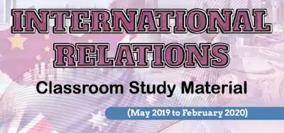Vision IAS PT 365 International Relations 2020 PDF