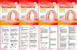 Preguntas propuestas UNI - Academia Cesar Vallejo 2014