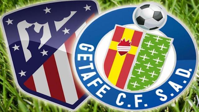 مشاهدة مباراة اتلتيكو مدريد وخيتافي بث مباشر