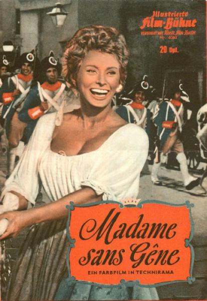 Мадам Сан-Жен 1961
