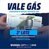 Prefeitura de Forquilha inicia entrega do 2º lote do Vale Gás a partir de hoje 10/05; confira quem recebe ainda nesta semana