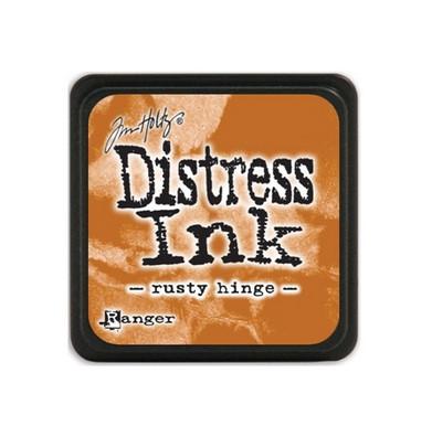 Tim Holtz Distress Mini Ink Pad RUSTY HINGE Ranger