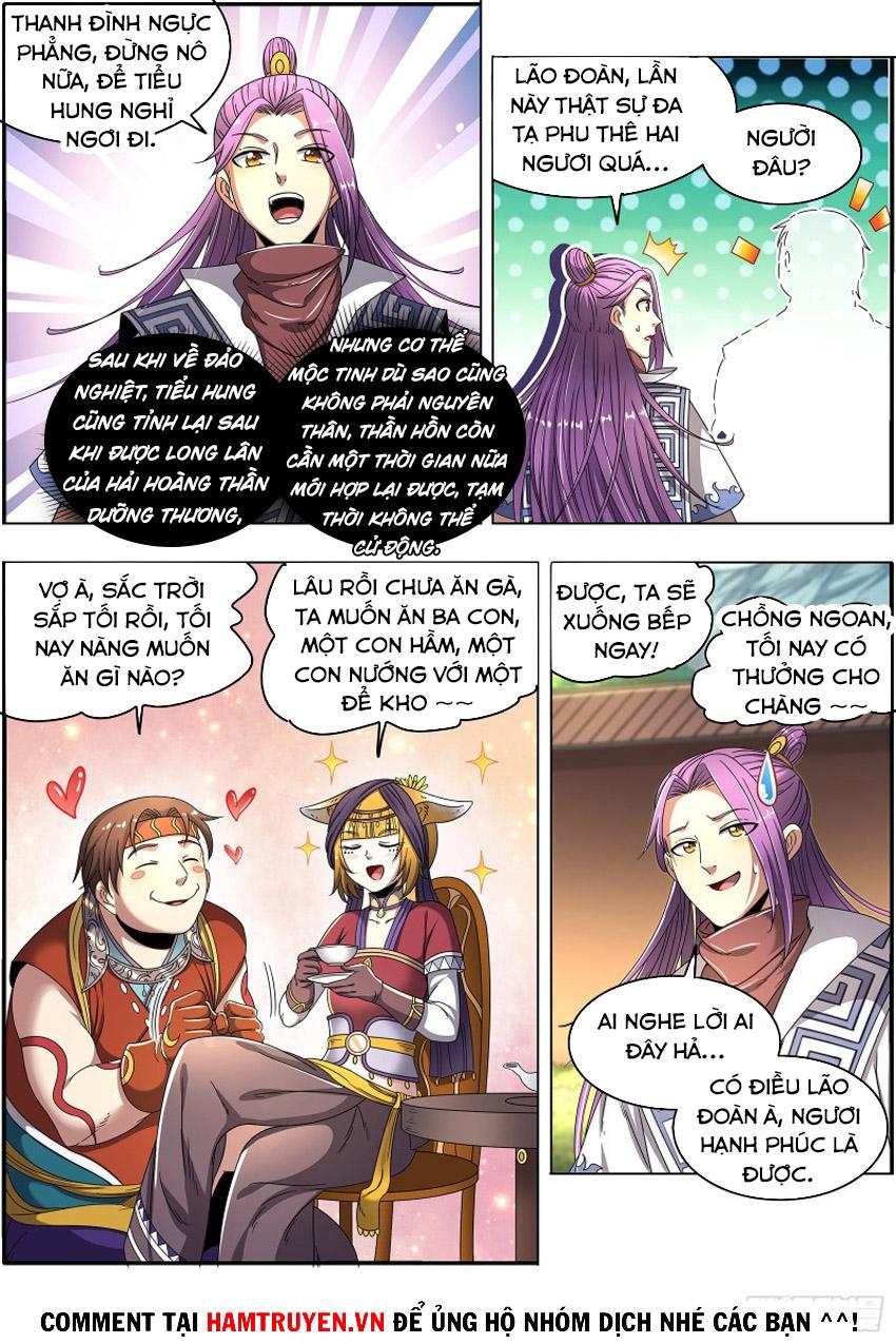 Ngự Linh Thế Giới chap 460 - Trang 9