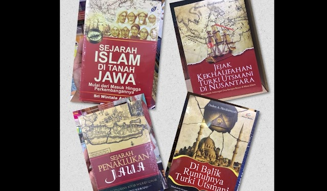 Jejak Sejarah Kekhalifahan Turki Utsmani di Nusantara