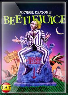 Beetlejuice el Súper Fantasma (1988) DVDRIP LATINO/ESPAÑOL