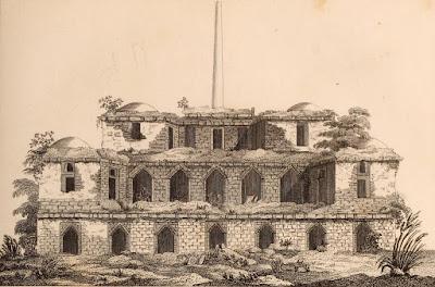 Asoka Pillar at Firoz Shah Kotla