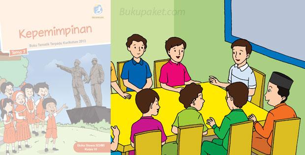 Materi Tematik Kelas 6 Tema 7 Kurikulum 2013 Revisi 2018