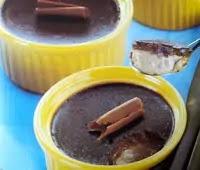 Hasselnötsformar kall dessert enkelt recept -Nutrions-sve