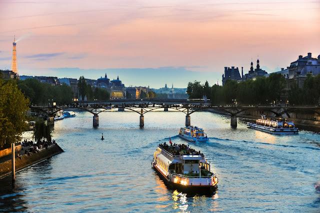 Sông Seine, Paris