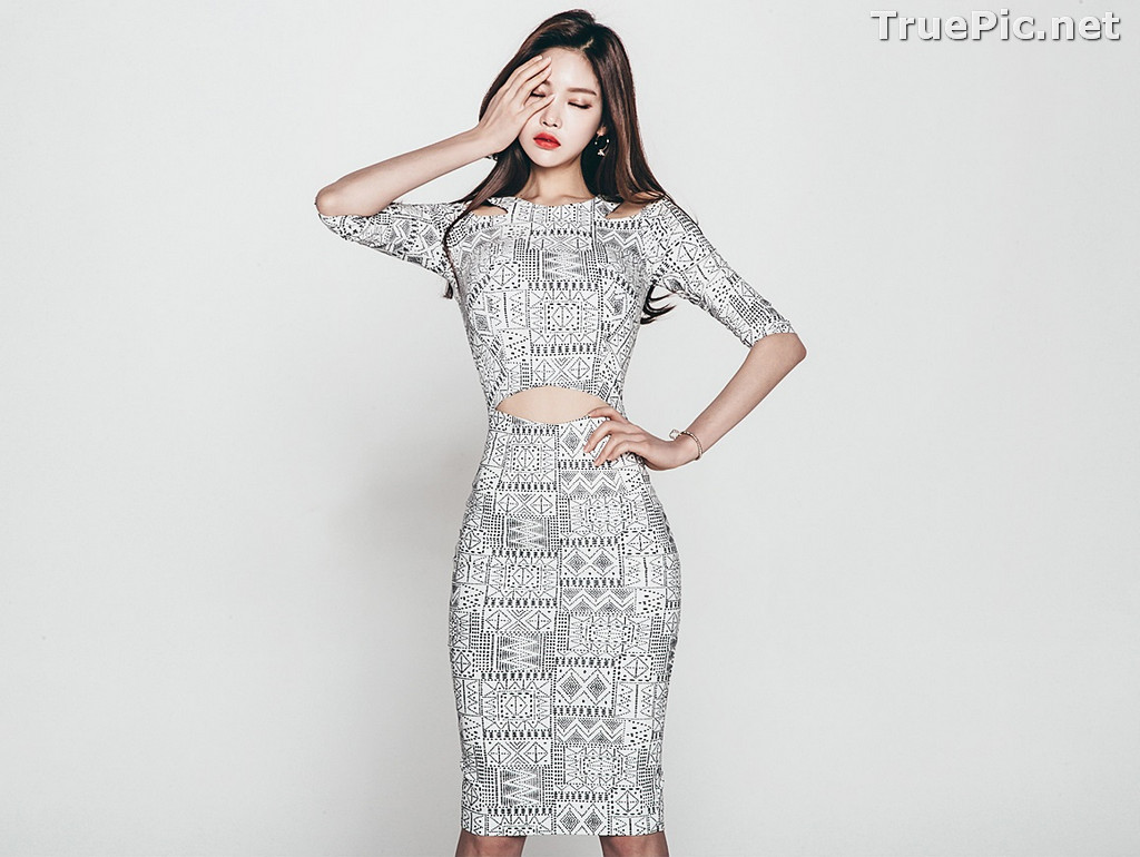 Image Korean Beautiful Model – Park Jung Yoon – Fashion Photography #9 - TruePic.net - Picture-6