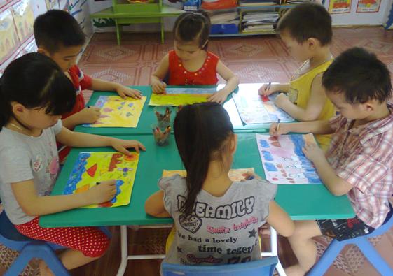 Kinh nghiệm giáo dục trẻ về tài nguyên biển hải đảo
