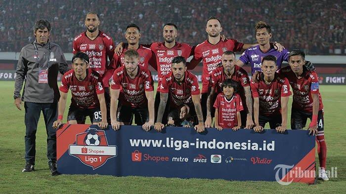 Daftar Pemain Bali United di Liga 1 2020