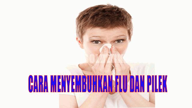 Mengatasi Flu dan Pilek