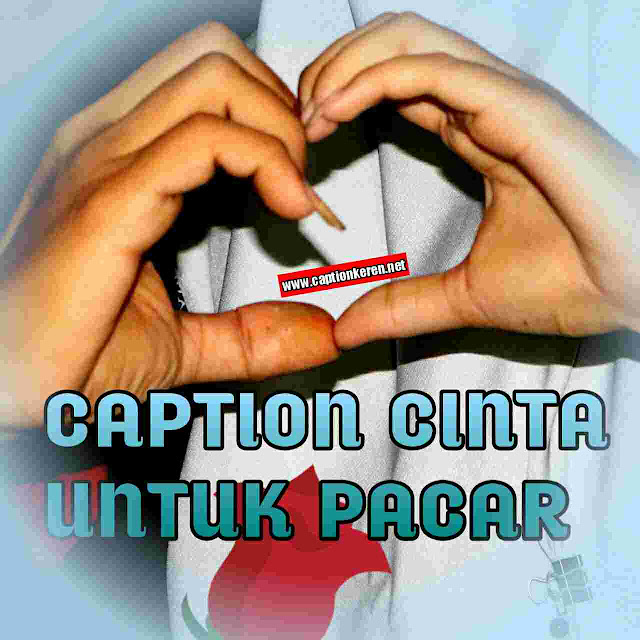 caption cinta