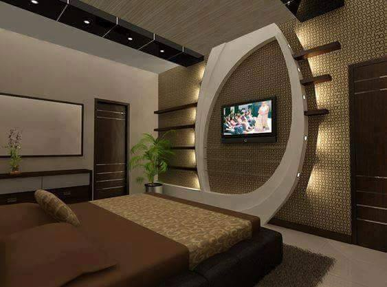 3d Wallpaper House Malaysia 25 Led Tv Wall Mount Designs Will Amaze Your Guests