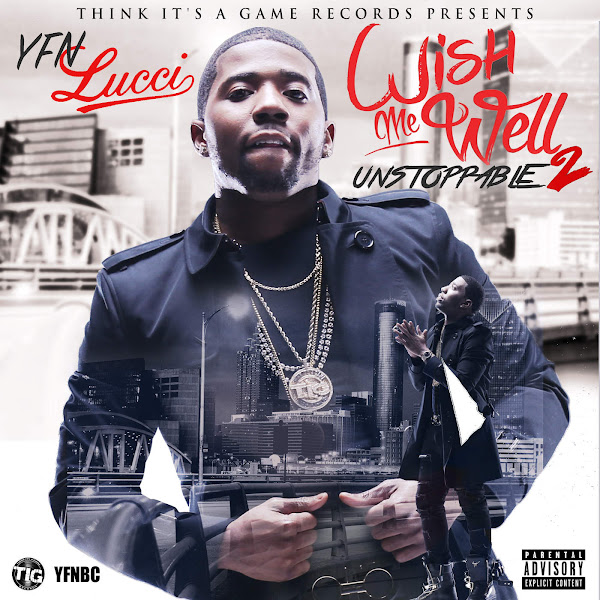 YFN Lucci - Wish Me Well 2 Cover