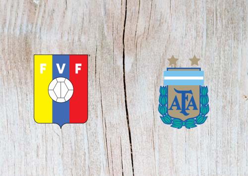 Venezuela vs Argentina -Highlights 28 June 2019