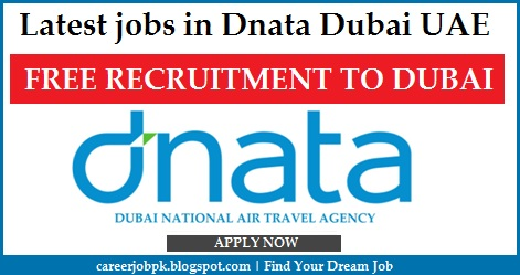 Latest Jobs in Dnata Dubai UAE
