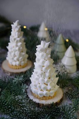 dessert de fêtes , dessert de noël au citron