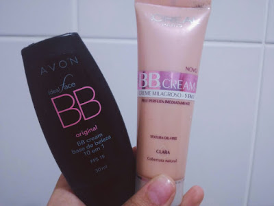 bb cream avon e loreal blog quase damas
