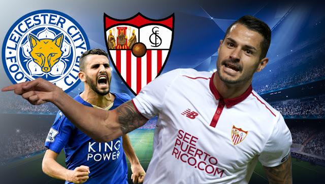 Leicester x Sevilla (14/03/2017) - Horário, TV e prognóstico (Champions League)