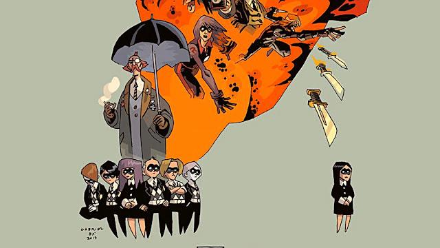 Netflix'in Sevilen Dizisi The Umbrella Academy'nin 2. Sezon Fragmanı Yayınlandı