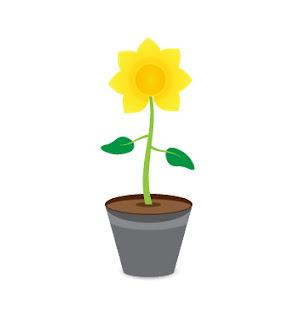 vector bunga