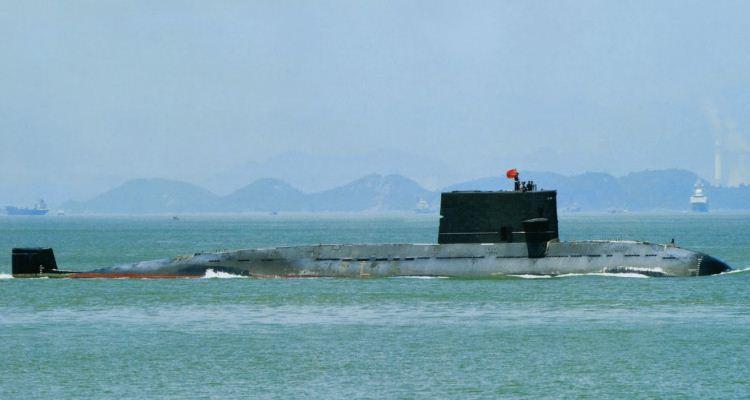 Kapal selam kelas Yuan China