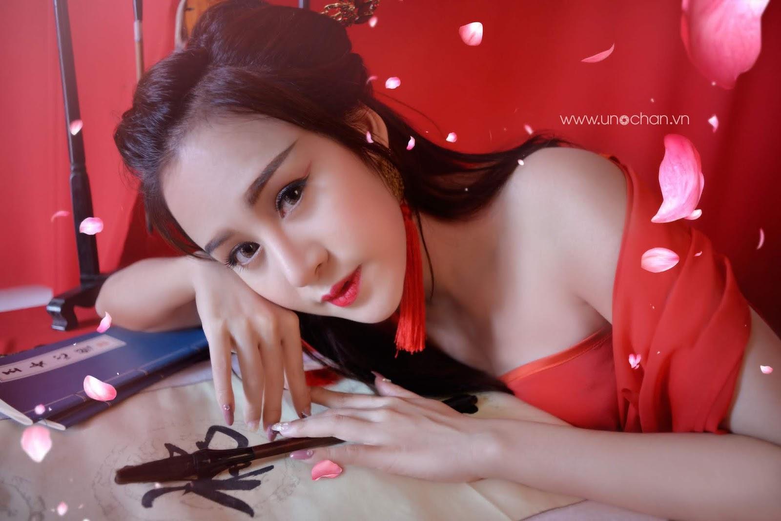 Tuyển tập girl xinh gái đẹp Việt Nam háo thân cực đỉnh với phong cách COSPLAY #2