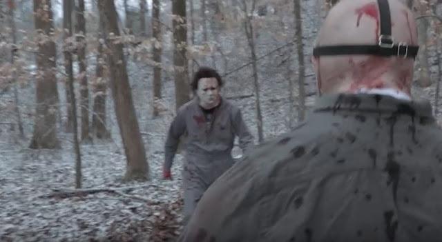 Michael Myers versus Jason Voorhees Image