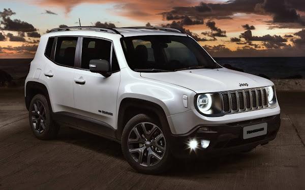 Jeep Renegade 2022 - dianteira