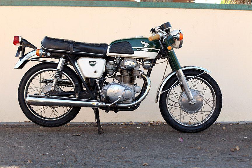 Honda CB350 Dream Sejarah dan Spesifikasi