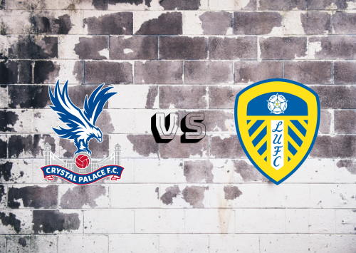 Crystal Palace vs Leeds United  Resumen