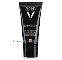 Logo Diventa tester Vichy Dermablend fondotinta fluido correttore