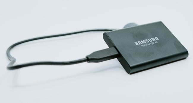 Samsung's Portable SSD storage - How it's going to affect you