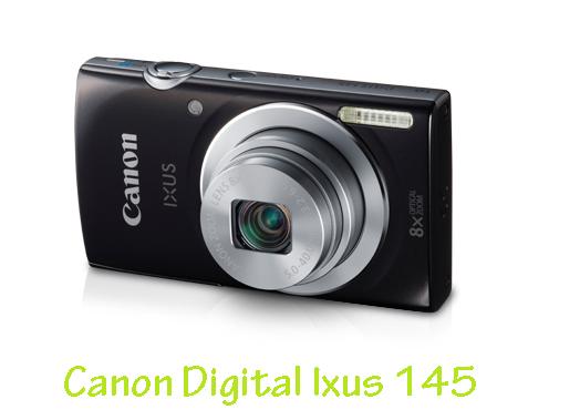 harga Canon Digital Ixus 145