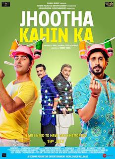 Download Jhootha Kahin Ka (2019) Full Movie 480p HDRip 1080p | 720p | 300Mb | 700Mb