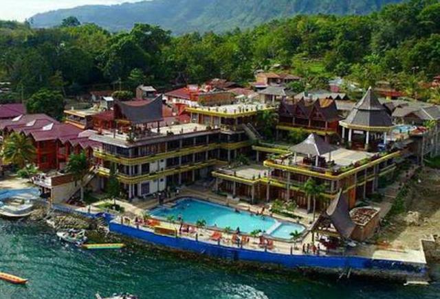Kota Kecil Di Wisata Danau Toba