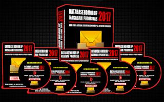 Database Nasabah Prioritas Deposito