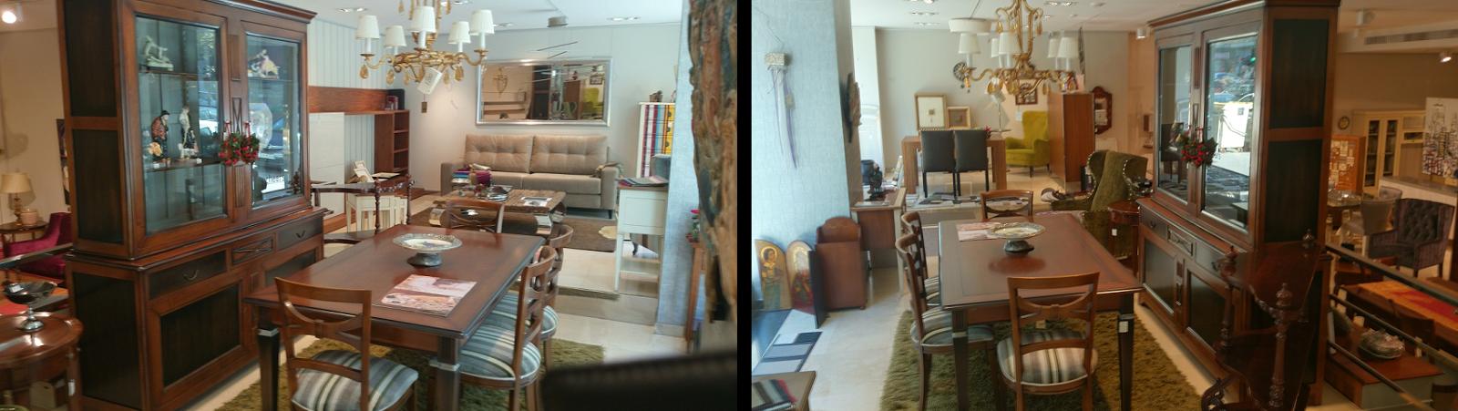 Muebles Escaparate : Escaparates de muebles cheers invierno